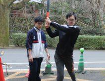 親身な指導で徐々に回復 交通事故の後遺症で記憶と視野と運動に障害